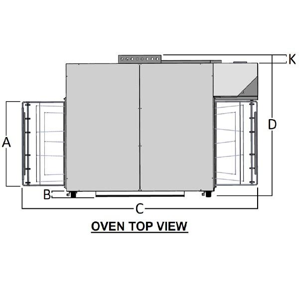 Edge 3270 Top view