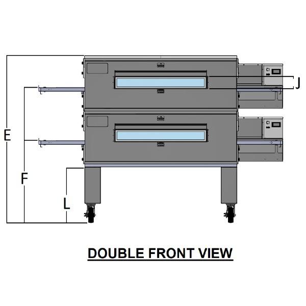 Edge 3270 Double view