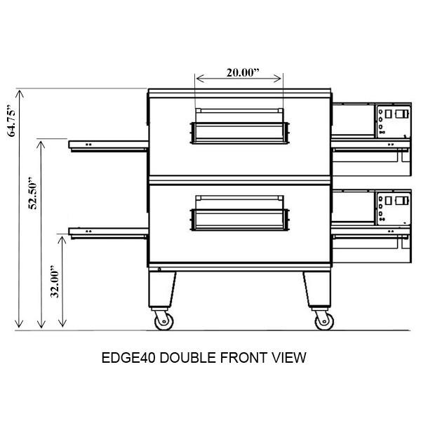 Edge 1830 Double View