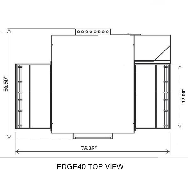 Edge 3240 Top View