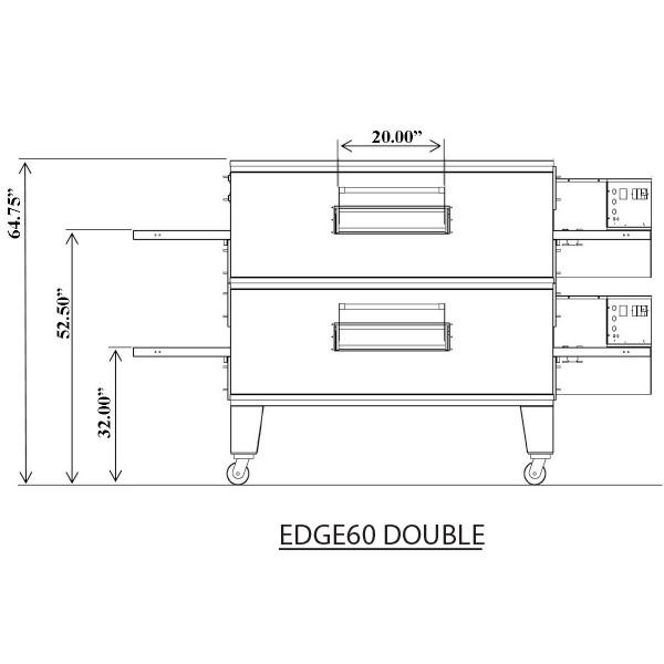 Edge 3260 Double View