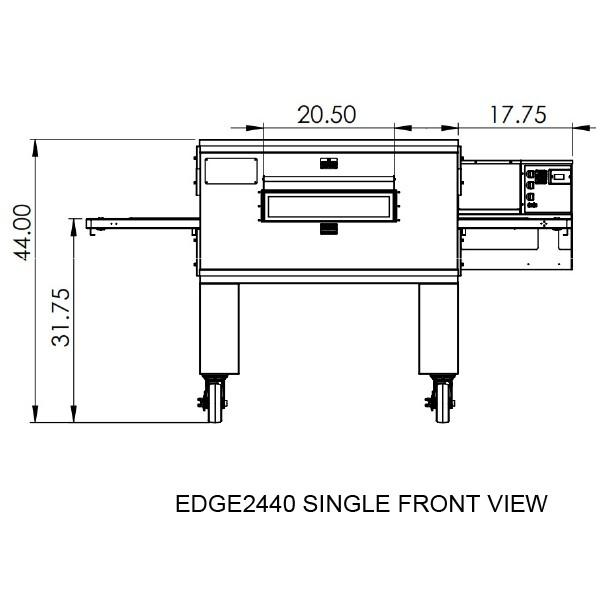 Edge 2440 Single View
