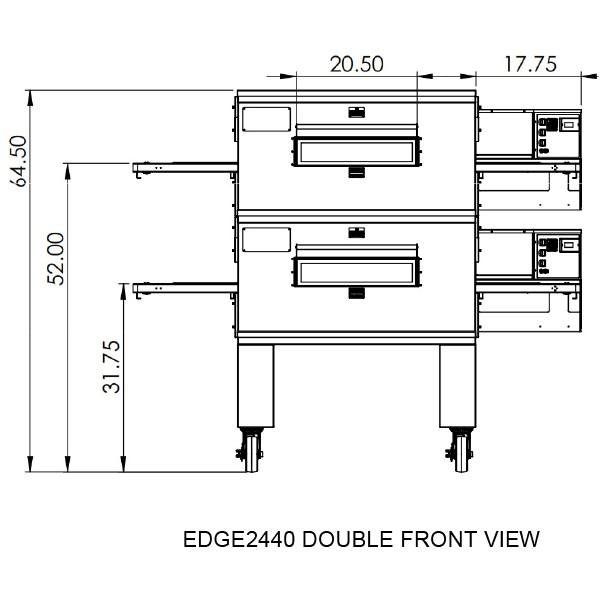 Edge 2440 Double View