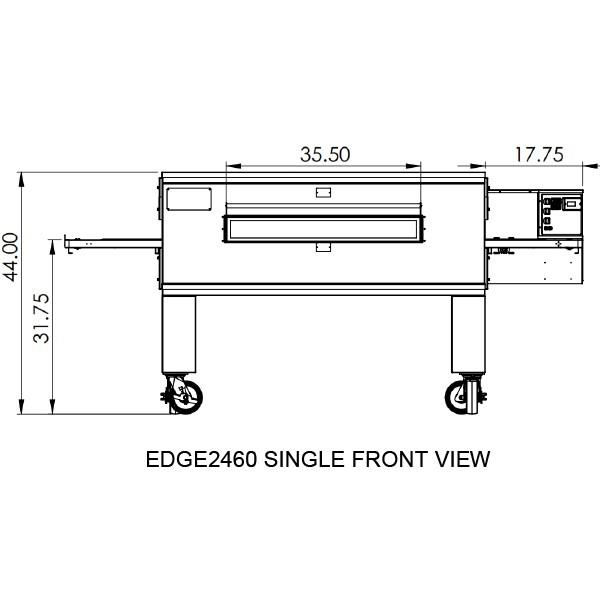 Edge 2460 Single View